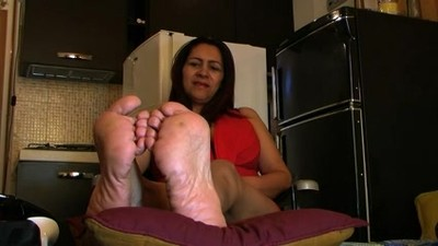 Mature Wrinkled Soles#2