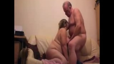 Mature couple love to have a..