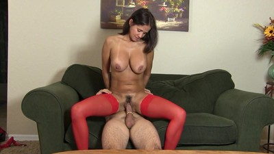 horny wife fucks white guy..