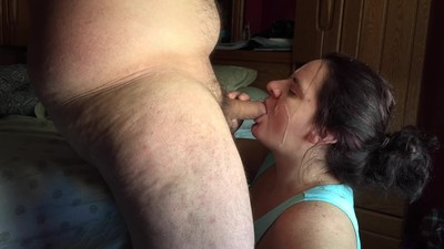 Cum Slut Gets Dick Down her..