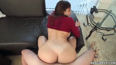 Sexy Latina's With Huge Ass's