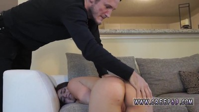 Busty rough threesome hd and..