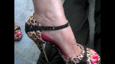 High heel trample - 7