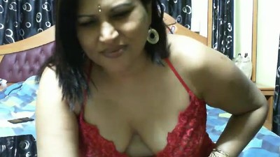 Webcam series of mature..