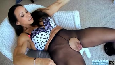 Denise Masino Pantyhose season