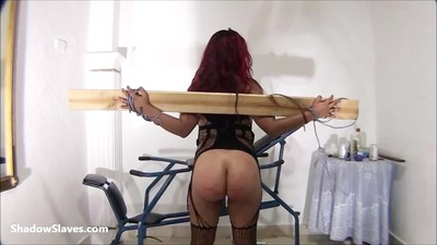 Latina bdsm and electro..