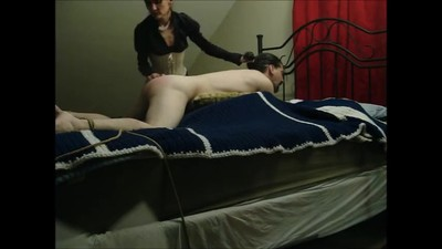 Incredibly Hot Wife Spanks..