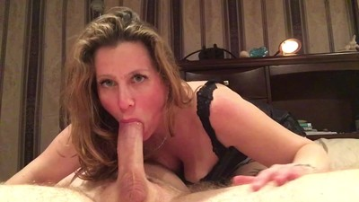 BJ reverse POV, perfect cock..