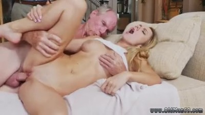Sarah-lucky old man fucks..
