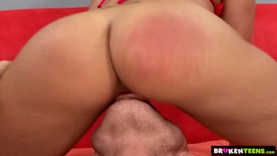 BrokenTeens - Brooke open..