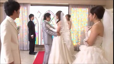 Crazy Japanse Wedding..