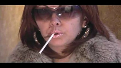 Hot Smoking Mature in Shades..