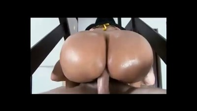 Pawg Big ass white girl Anal 2