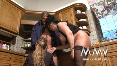 MMV Films Two mature wifes..