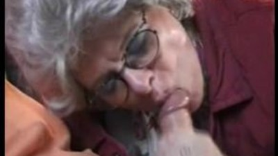 German Mature Granny Fucking..