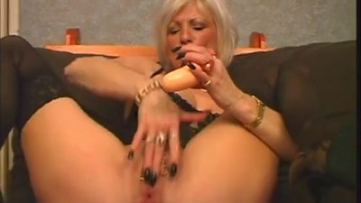 Pierced Mature Toys And..