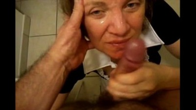Mature Handjob #3 In the..