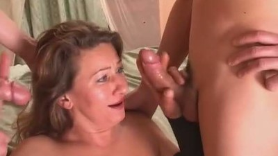 Italian Mature Satisfied By..