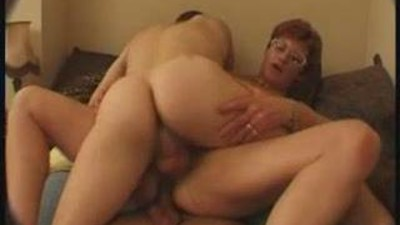 HORNY HAIRY FRENCH MOM..