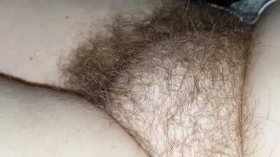 soft warm hairy pussy early..