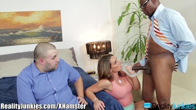 Savannah Fox Cuckold with..