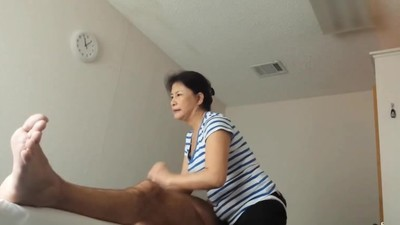 asian milf happy ending