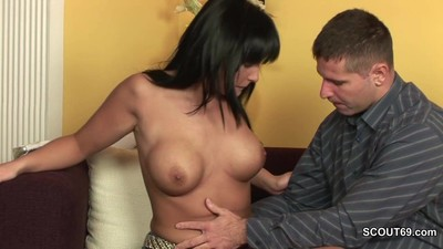 German Sexy MILF Get Fuck by..