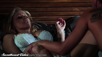 Julia Ann woke by Horny..