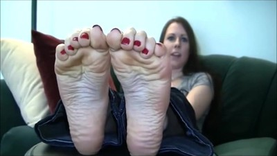 Samanthas Flawless Soles..