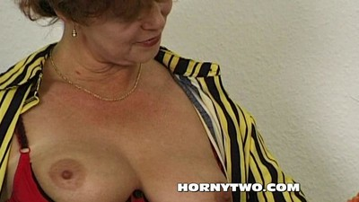 Hairy chubby stepmom taking..
