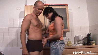 German Amateur Couple..