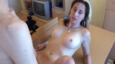 Housewife Davina fucked by a..