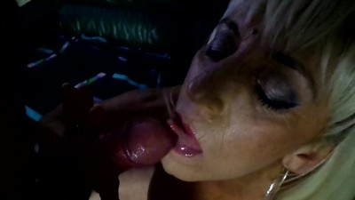 Antwerp milf blowjob and cum