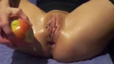 Mature Apple Ass Play 8-P -..
