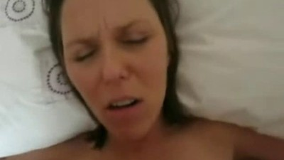 Sperm hungry sexy milf