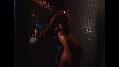 Jessica Alba Machete Shower..